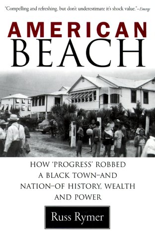 "American Beach: How ""Progress"" Robbed a Black Town--And Nation--Of History, Wealth, and Power"
