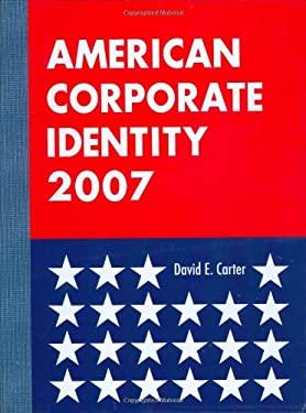 American Corporate Identity 9780061137426