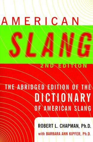 American Slang: 2nd Edition