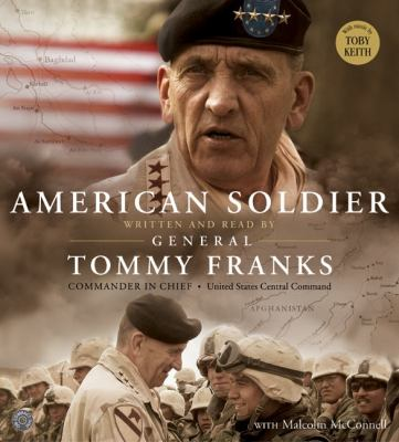 American Soldier CD
