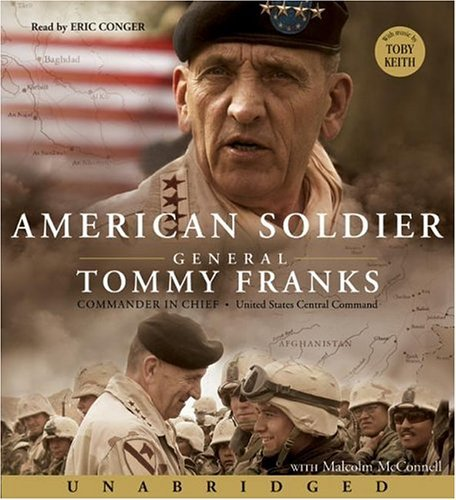 American Soldier CD: American Soldier CD