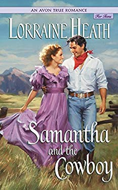 An Avon True Romance: Samantha and the Cowboy
