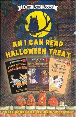 An I Can Read Halloween Treat