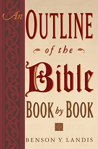An Outline of the Bible 9780064632638
