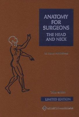 Anatomy for Surgeons: The Head and Neck