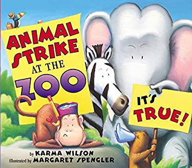 Animal Strike at the Zoo: It's True!