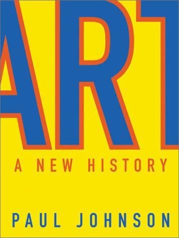 Art: A New History 9780060530754