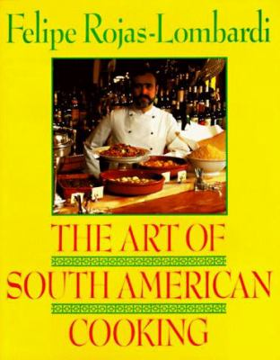 Art of South American Cooking 9780060164256