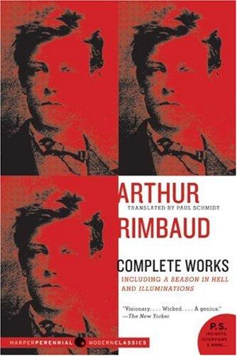 Arthur Rimbaud Complete Works 9780061561771