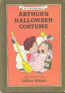 Arthur's Halloween Costume: Story and Pictures