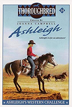 Ashleigh #14: Ashleigh's Western Challenge