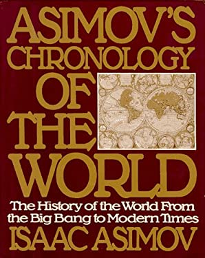 Asimov's Chronology of the World 9780062700360