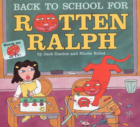 Back to School for Rotten Ralph