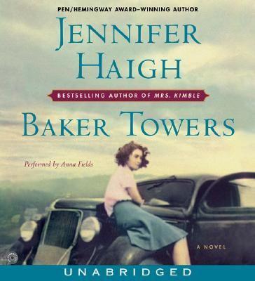 Baker Towers CD: Baker Towers CD