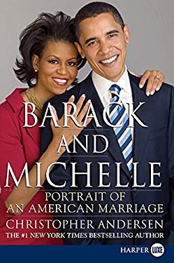 Barack and Michelle: Portrait of an American Marriage 9780061884054