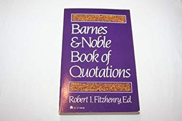 Barnes & Noble Book of Quotations