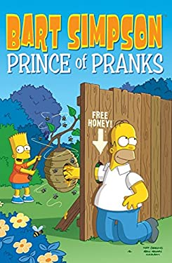 Bart Simpson: Prince of Pranks 9780062045003