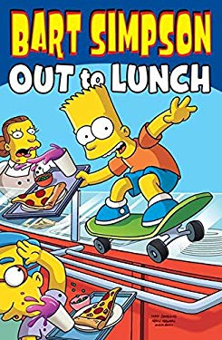 Bart Simpson: Out to Lunch 9780062115331