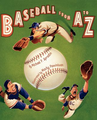 Baseball from A to Z Baseball from A to Z 9780061240812