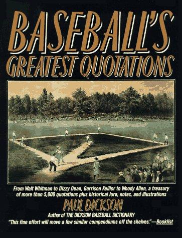 Baseballs Greatest Q