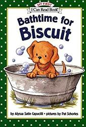 Bathtime for Biscuit - Capucilli, Alyssa Satin / Schories, Pat