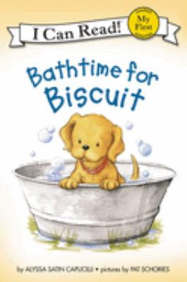 Bathtime for Biscuit 9780064442640