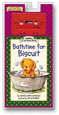 Bathtime for Biscuit Book and Tape [With Cassette]