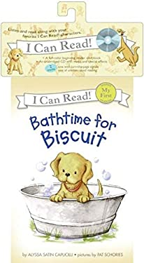Bathtime for Biscuit [With CD]