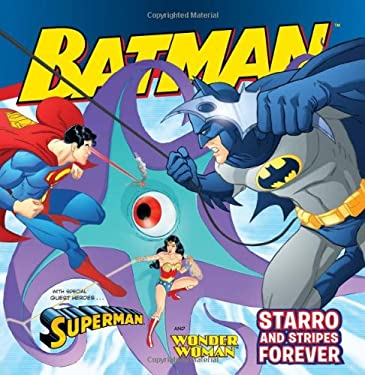 Starro and Stripes Forever 9780061885310