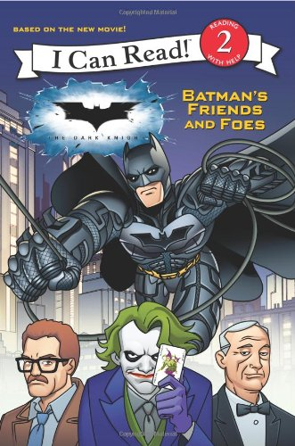Batman's Friends and Foes 9780061561900