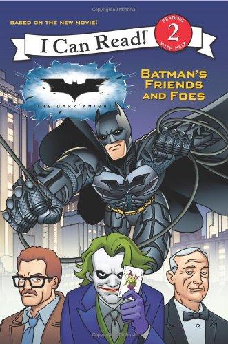 Batman's Friends and Foes