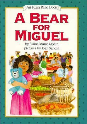 Bear for Miguel: An I Can Read Book