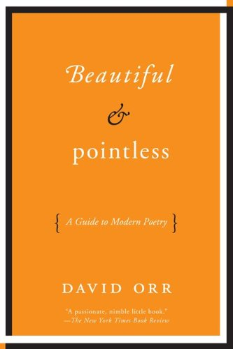 Beautiful and Pointless : A Guide to Modern Poetry