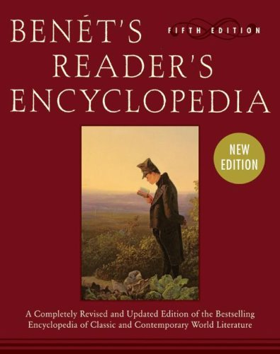 Benet's Reader's Encyclopedia 9780060890162