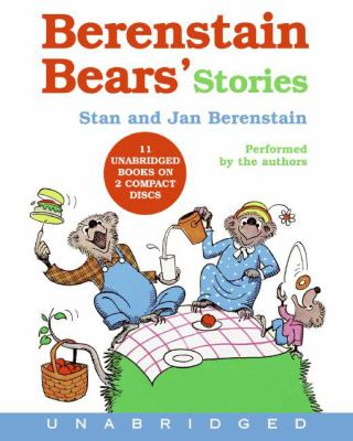 Berenstain Bear's Stories CD: Berenstain Bear's Stories CD