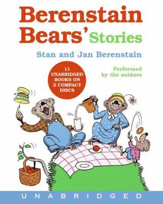 Berenstain Bear's Stories CD: Berenstain Bear's Stories CD