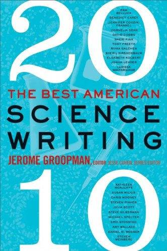 The Best American Science Writing 9780061852510