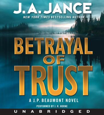 Betrayal of Trust 9780062095794