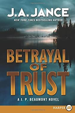 Betrayal of Trust 9780062065018