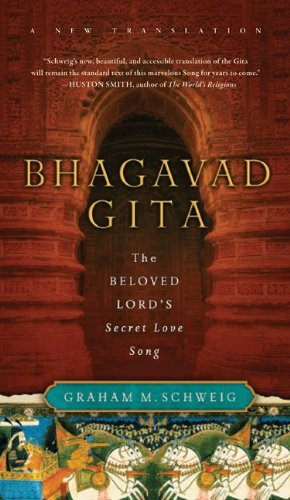 Bhagavad Gita: The Beloved Lord's Secret Love Song 9780061997303