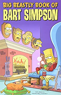 Big Beastly Book of Bart Simpson 9780061231285