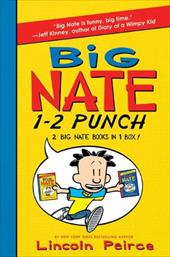 Big Nate 1-2 Punch: 2 Big Nate Books in 1 Box!: Includes Big Nate and Big Nate Strikes Again 13138989