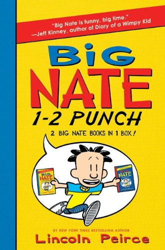 Big Nate 1-2 Punch: 2 Big Nate Books in 1 Box!: Includes Big Nate and Big Nate Strikes Again 9780062063397