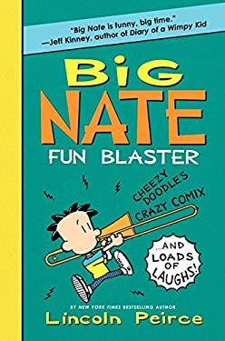Big Nate Fun Blaster 9780062090454