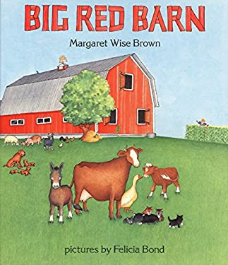 Big Red Barn 9780060207489