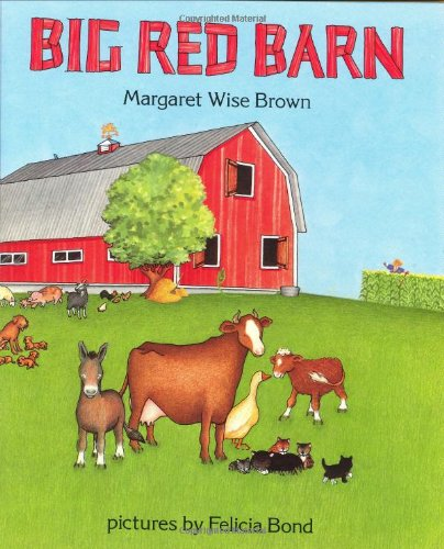 Big Red Barn 9780060207496