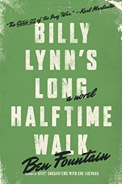 Billy Lynn's Long Halftime Walk 9780060885595