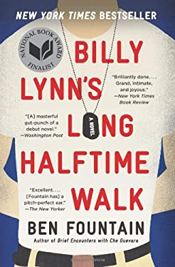 Billy Lynn's Long Halftime Walk 9780060885618