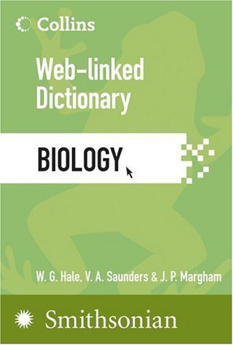 Biology: Web-Linked Dictionary 9780060851804