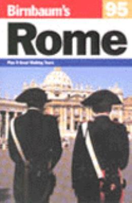 Birnbaum's Rome 1995